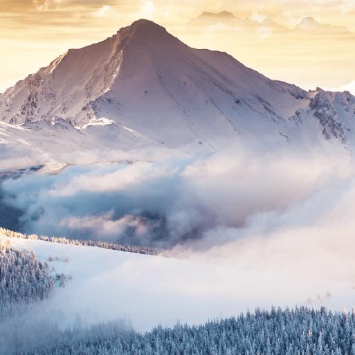 Misty Mountain Sierra